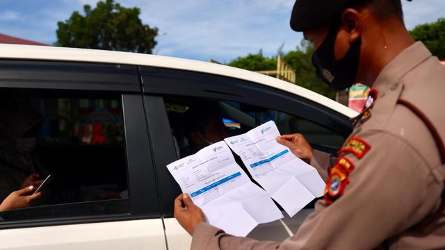 Jubir Satgas COVID-19 Aceh: Protokol Kesehatan Ampuh Tangkal Corona Varian Baru (16994)