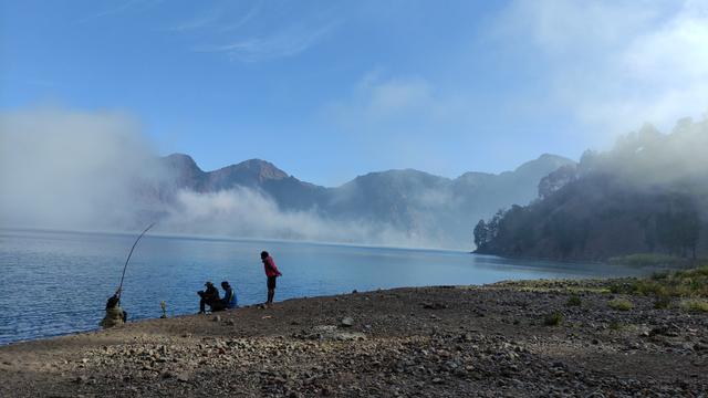 Segara Anak: Surga Kecil di Taman Nasional Gunung Rinjani yang Dirindukan (107478)
