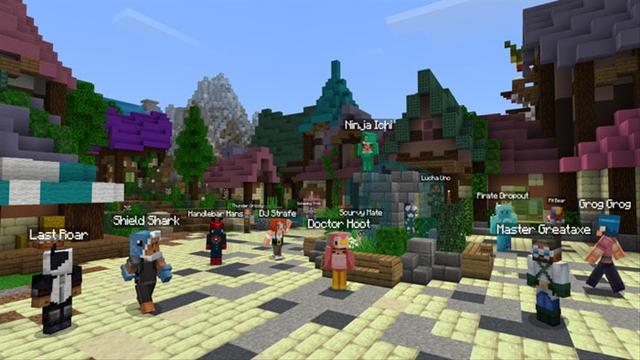 Cheat Minecraft: Karakter, Lingkungan, dan Item (151974)