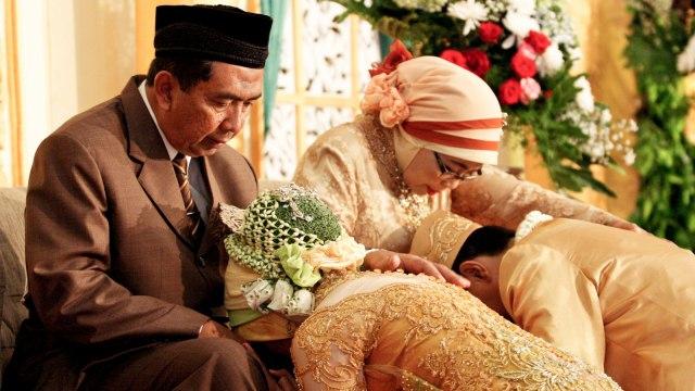 Doa Setelah Akad Nikah untuk Pasangan Pengantin Baru (625637)