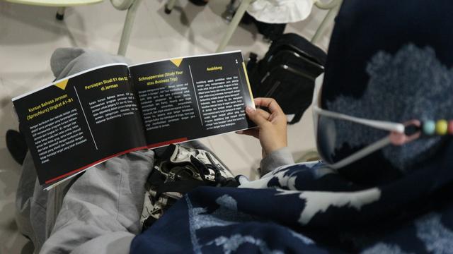 Program Magang Inkubasi Santri: Inovasi dalam Pendidikan Vokasi (11227)