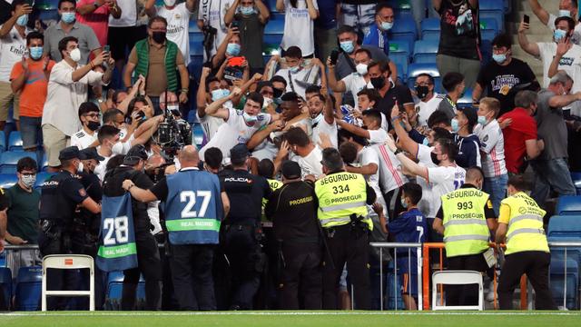 Prediksi Line Up Inter Milan vs Real Madrid di Liga Champions (9717)