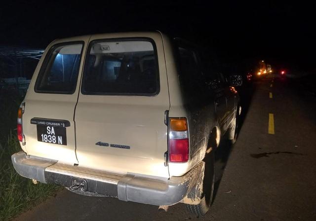 TNI AD dan Bea Cukai Gagalkan Penyelundupan Toyota Land Cruiser dari Malaysia (80494)