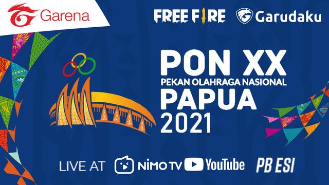 Daftar 11 Tim Free Fire yang Tanding di Cabor eSport PON XX Papua (106727)