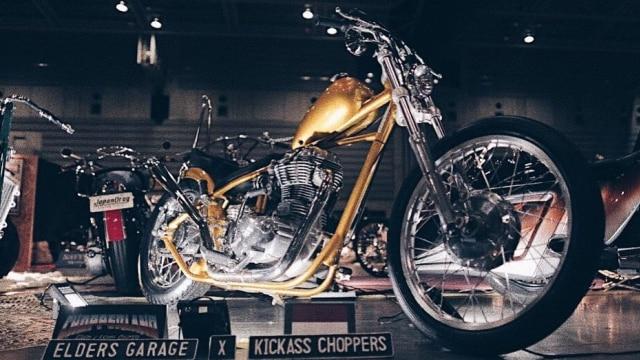 Harta Jokowi Naik tapi Motor Chopper Emas Tak Ada di Daftar, Dijual? (70133)