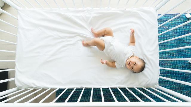Waspadai Sindrom Sandifer yang Bisa Membuat Bayi Kejang (850951)