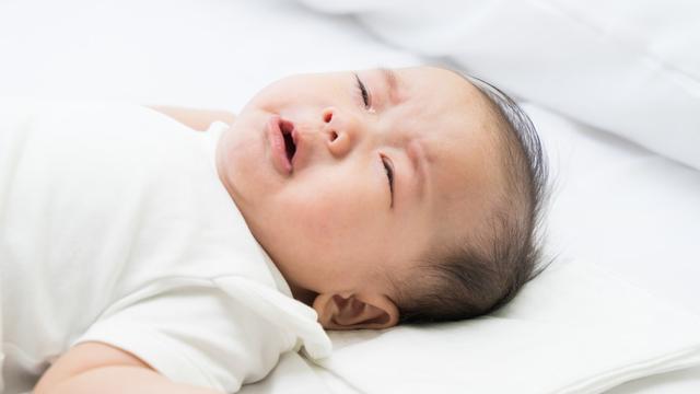 Waspadai Sindrom Sandifer yang Bisa Membuat Bayi Kejang (850952)