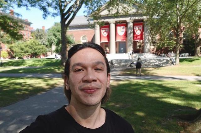 Mahasiswa Termuda, Penampilan Jordi Onsu Kuliah di Harvard Jadi Sorotan (139225)