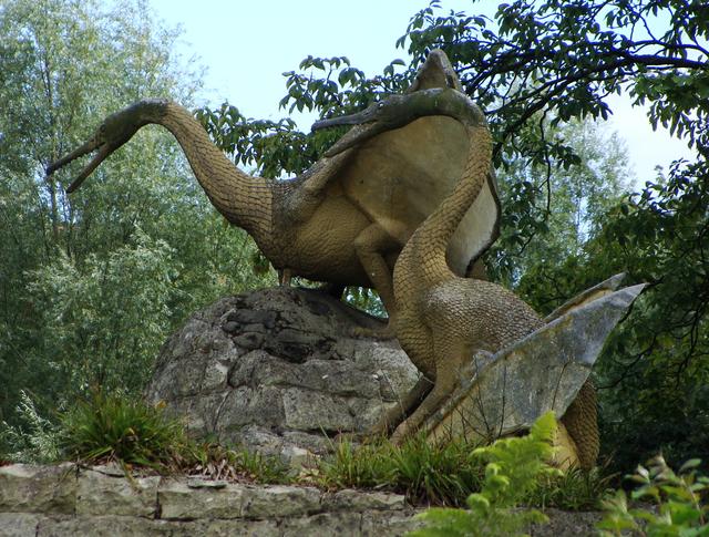 Ilmuwan Temukan Fosil 'Naga Terbang', Pernah Hidup di Negara Ini (107053)