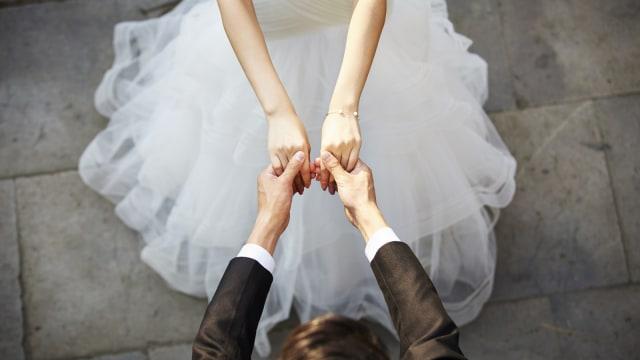 Bacaan Syahadat Saat Akad Nikah Lengkap dengan Khutbah Pernikahan (144076)