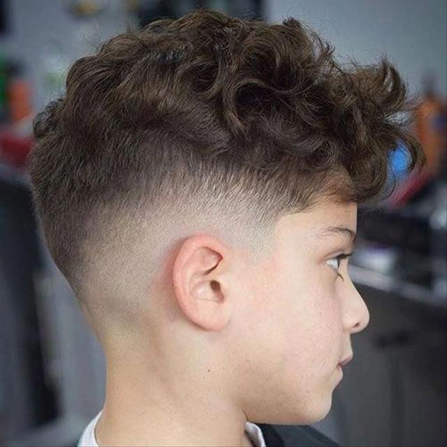 6 Model Rambut Anak Laki-laki Kekinian, Biar Makin Keren! (74399)