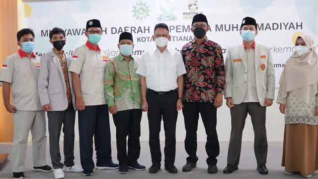 Sufandry Aditya Utama Nakhodai Pemuda Muhammadiyah Pontianak, Ini Programnya (229513)