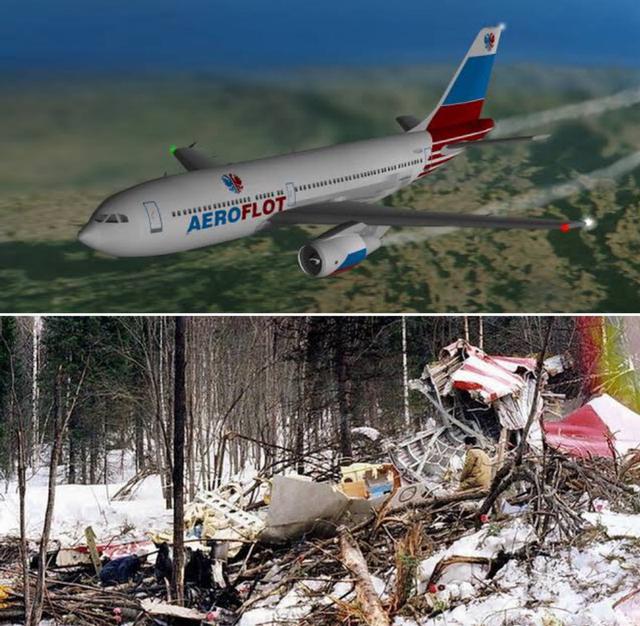 Pesawat Ini Jatuh Gara-gara Pilot Biarkan Anaknya Pegang Kendali, 75 Orang Tewas (354405)
