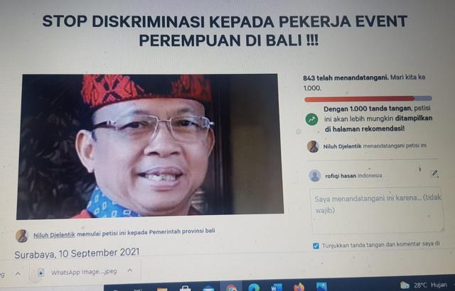 Setelah Viral, MC yang Dilarang Tampil di Acara Koster Belum Dihubungi Pemprov  (99825)