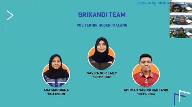 Mahasiswa Polinema Raih 2 Juara Sekaligus di Lomba Karya Tulis Ilmiah Nasional (248048)