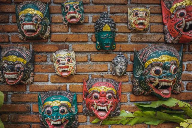 Mengenal Tari Klana Topeng yang Berasal dari Cirebon (149213)