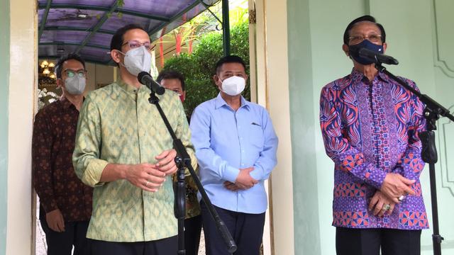 PTM di DIY Perhitungkan Target Vaksinasi Siswa, Sudah 177 SMA/SMK Capai 80% (7207)