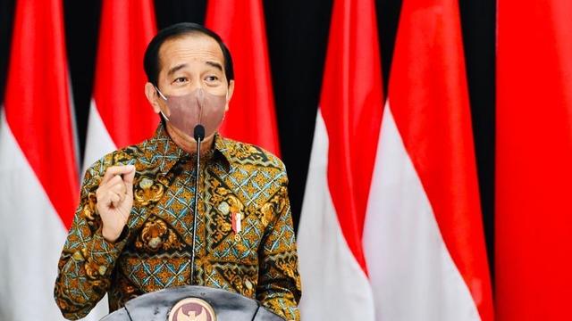 Jokowi Groundbreaking Pabrik Baterai Kendaraan Listrik Pertama di RI dan ASEAN (96361)