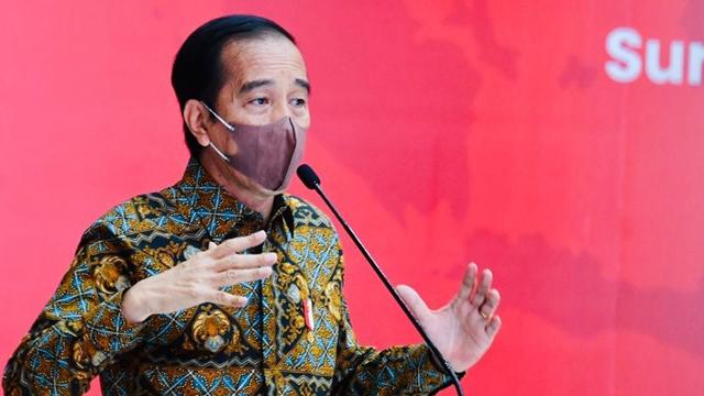 Jokowi Groundbreaking Pabrik Baterai Kendaraan Listrik Pertama di RI dan ASEAN (96362)