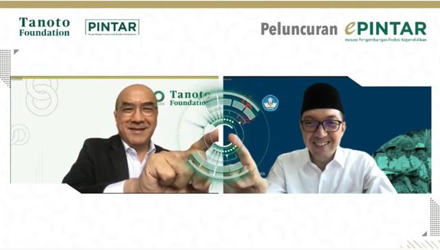 Tanoto Foundation Luncurkan E-PINTAR untuk Digitalisasi Guru dan Kepala Sekolah (142161)