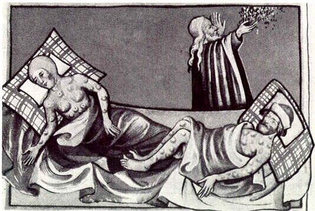 Wabah The Black Death (12233)