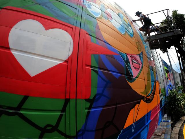 Temukan Makna Mural Singapura-Indonesia Lewat Filter Instagram Visit Singapore (145690)