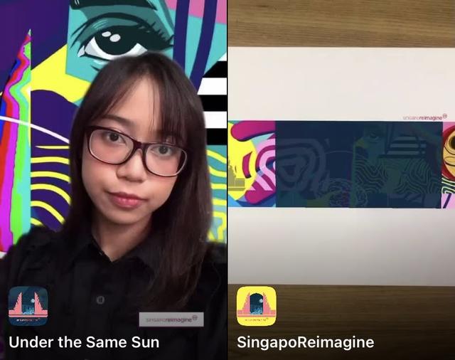 Temukan Makna Mural Singapura-Indonesia Lewat Filter Instagram Visit Singapore (145691)