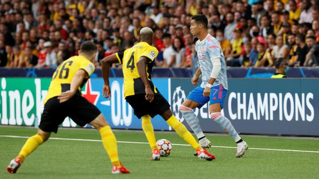 MU Kalah di Liga Champions, Cristiano Ronaldo Tetap Cetak Rekor Ciamik (648093)