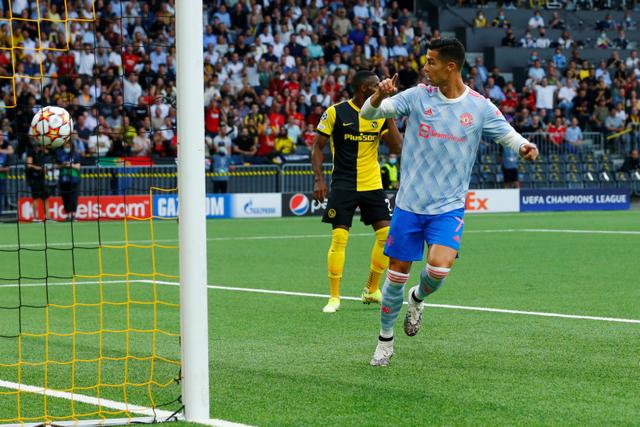 MU Kalah di Liga Champions, Cristiano Ronaldo Tetap Cetak Rekor Ciamik (648091)