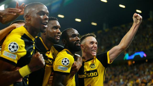 Kisah Tim yang Bekuk MU di Liga Champions, Kenapa Namanya Young Boys? (618064)