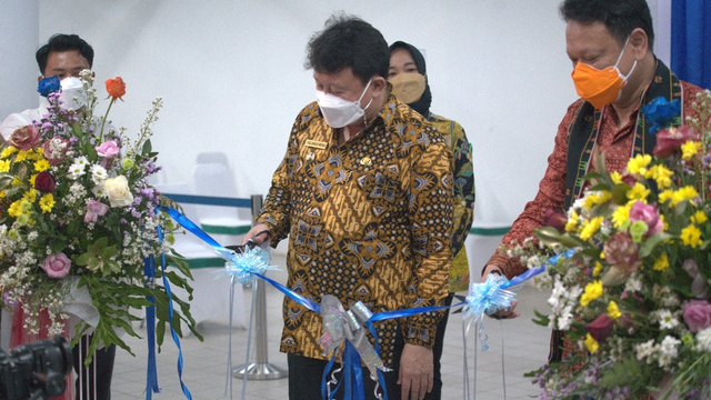 Kimia Farma Diagnostika Buka Outlet Klinik Dukung Wisata Labuan Bajo (102501)