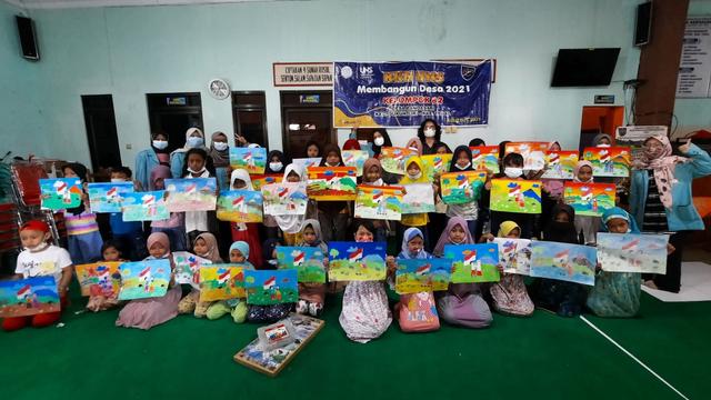 Tim KKN UNS Adakan Asistensi Bimbingan Belajar untuk Anak SD (15426)