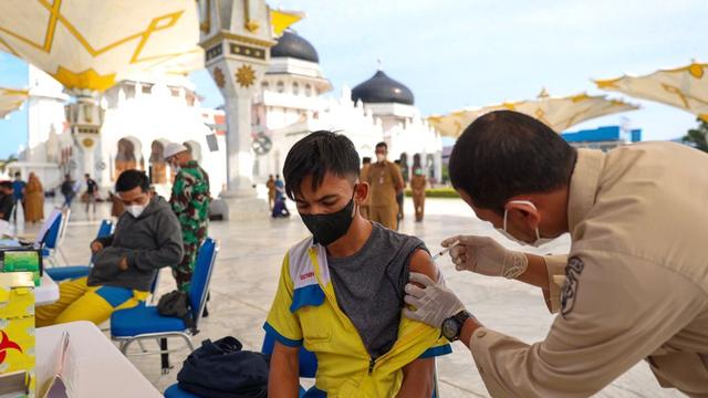 Update Corona Aceh: Kasus Baru 143 Orang, Pasien Sembuh 216 Orang (12679)