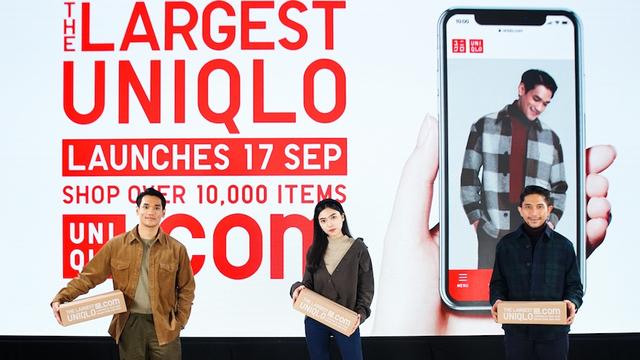UNIQLO Indonesia Akan Resmi Buka Gerai Online, Hadirkan Koleksi Lengkap (647492)