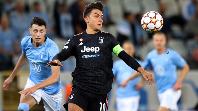 3 Bintang Juventus saat Menang Telak Lawan Malmo di Liga Champions (73820)