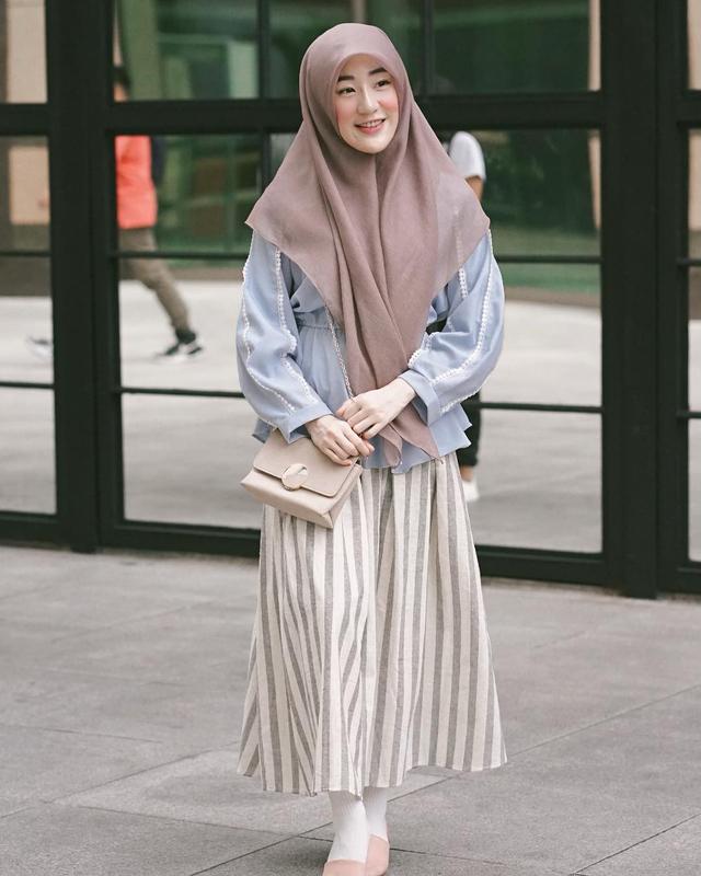 Tanggapan Larissa Chou Soal Dikhawatirkan Lepas Hijab Usai Cerai dari Alvin Faiz (228223)