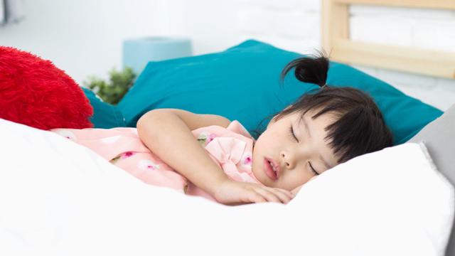 Penyebab Anak Balita Mendengkur saat Tidur (150605)