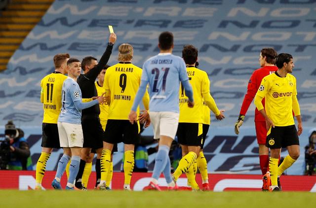 Prediksi Line Up Besiktas vs Borussia Dortmund di Liga Champions (9209)