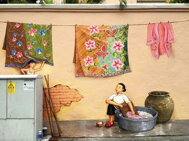 Manjakan Mata Lewat Wisata Visual di 6 Lokasi Mural Keren Singapura (1237145)