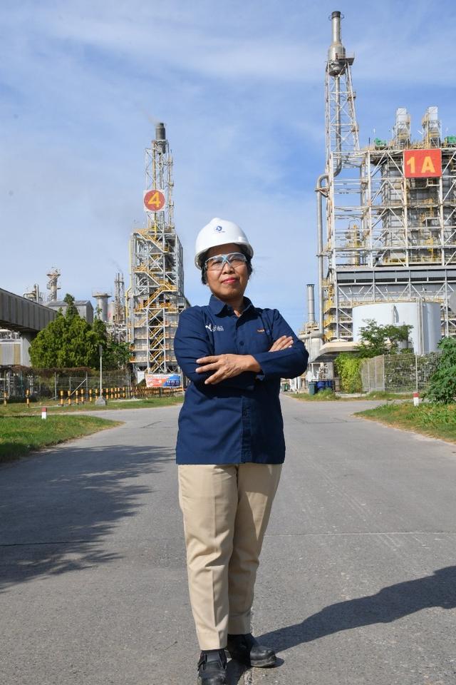 Bincang Karier dengan Sivera Dian Getrida, VP Laboratorium di Pupuk Kaltim (71550)