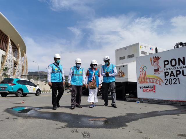PLN Kucurkan Rp 313 Miliar untuk Mendukung Penyelenggaraan PON XX Papua (866496)