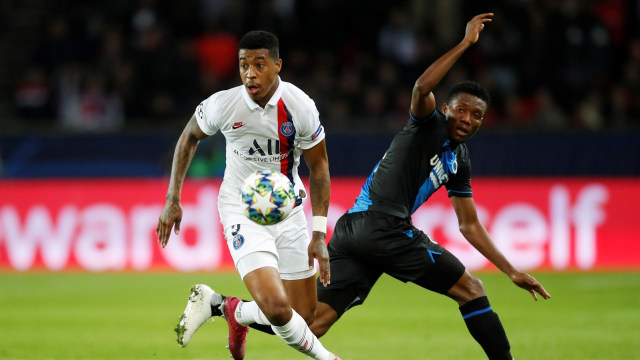 Head to Head Club Brugge vs PSG di Liga Champions (144590)