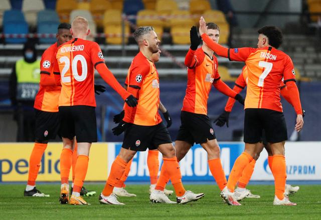 Prediksi Line Up Sheriff vs Shakhtar Donetsk di Liga Champions (108584)