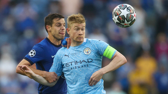 Prediksi Line Up Manchester City vs RB Leipzig di Liga Champions (1004577)