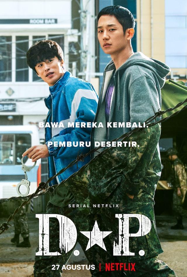 Drama Korea D.P Picu Perdebatan soal Wajib Militer di Korea Selatan (423589)