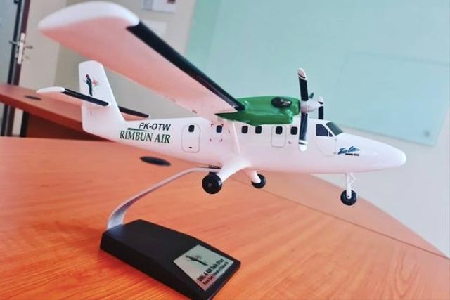 Pesawat Rimbun Air yang Hilang Kontak di Intan Jaya Papua Bawa Bahan Bangunan (14187)