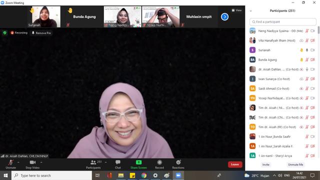 Parenting To Educate to Rabbani Generation Kolaboraksi IBS AL-IKHLAS X DD (1003550)