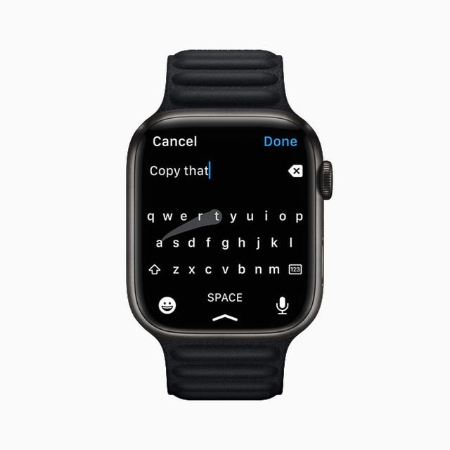 Apple Watch 7 Rilis, Smartwatch Layar Lega Punya Keyboard (1023762)