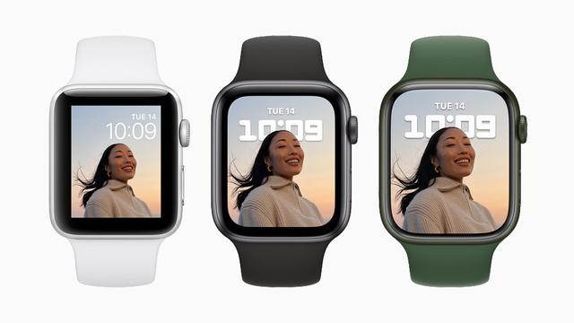 Apple Watch 7 Rilis, Smartwatch Layar Lega Punya Keyboard (1023763)