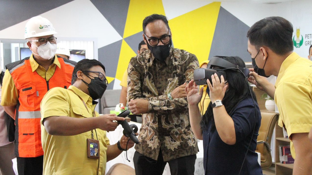 Keren, Ini BUMN Pertama yang Gunakan Virtual Reality untuk Karyawan dan Pemagang (400758)